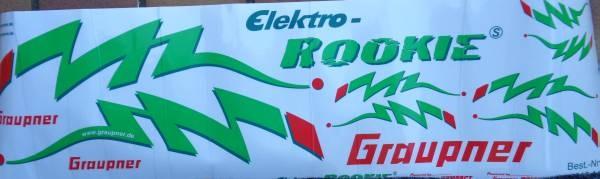 Dekorbogen zu Elektro-ROOKIE S