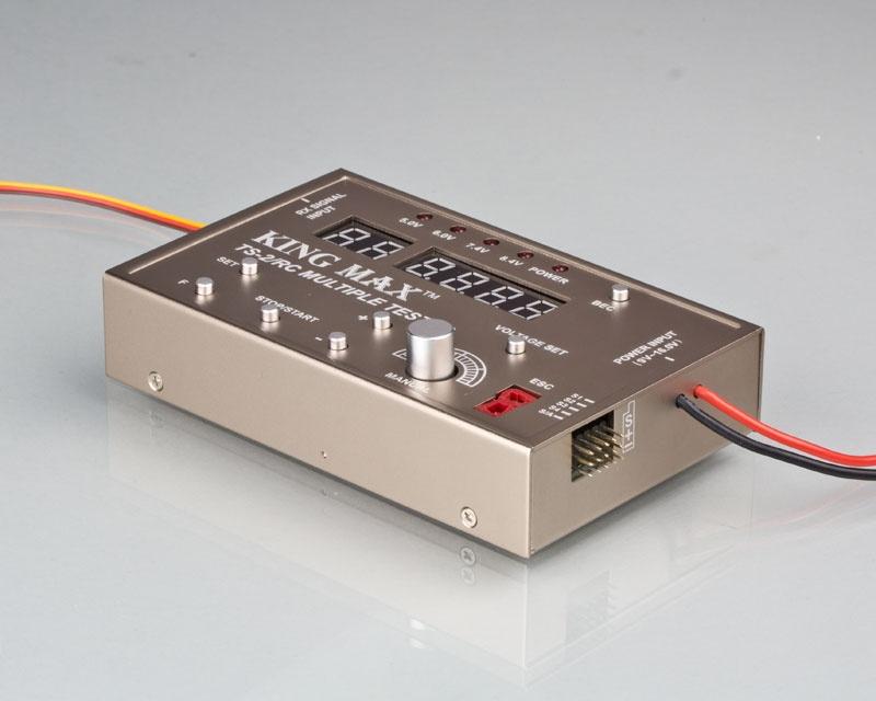 Multitestgerät TS-2/RC,vereinigt 4 Testmöglichk. einem
