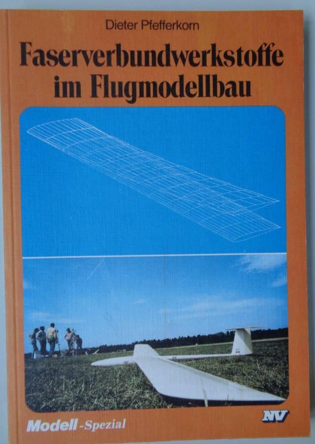 Fachbuch Faserverbundwerkstoffe im Flugmodellbau