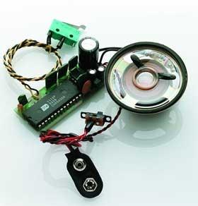 Soundmodul Dampfmaschine