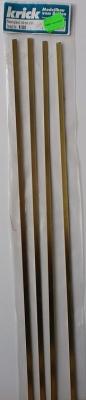 Messingband 1x6 mm 0,5m, 1 Stück