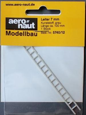 Leiter grau 7x100mm