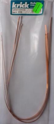Kupferband 0,3x2mm 0,5m