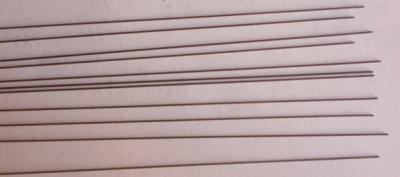 Feder-Stahldraht, extra hart Ø  0,5 mm,  1 m lang