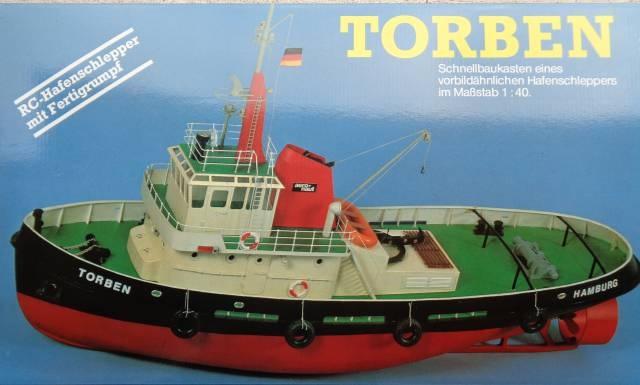 TORBEN Hafenschlepper