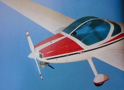GROB G 109, Verbrenner (Spannw. 277 cm)