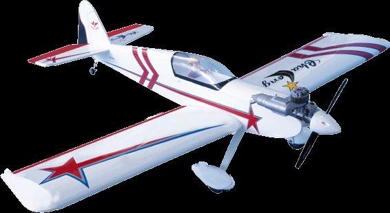 Challenger (ARF)  -Spannweite 134 cm -
