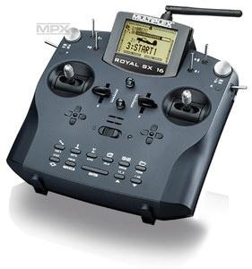 Royal SX 2,4 GHz