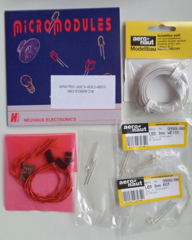 Lichtpaket MicroLight