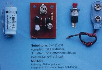 Nebelhorn 6-12V