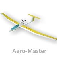 Aero-Master E-Segler  (Spannw. 2,50 m)