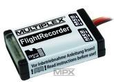 FlightRecorder mit Micro SD-Karte 2 GB