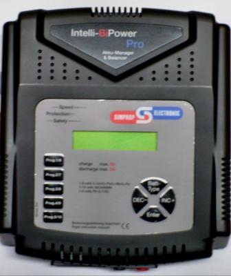 0100846 Simprop ELECTRONIC intelli-Bipower pro