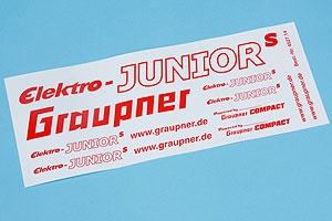 Dekorbogen Junior
