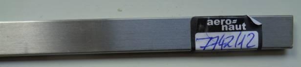 Flachstahl 1 m / 12 x 2,0 mm, passend f. Messingr. AE774113