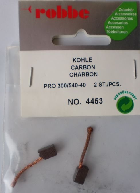 Ersatz-Kohlen für  PRO 300/KE 540 - KE 40