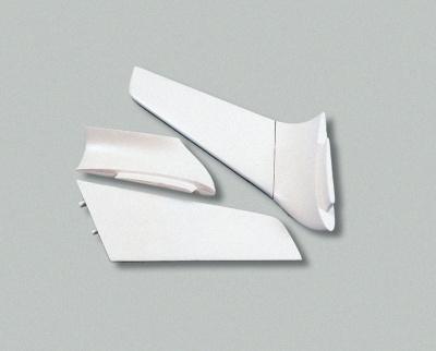 Wingletsatz f. Segelflugmodelle m. 2,2 - 3 ,5 m Spannw.