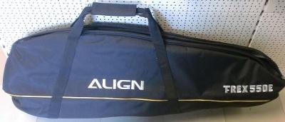 Transporttasche schwarz T-REX  - vorrätig -