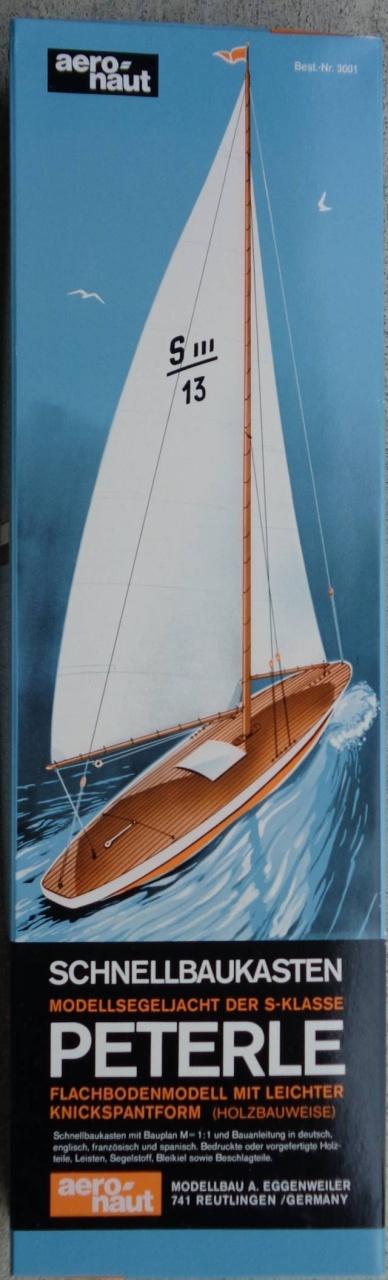 PETERLE Segelyacht