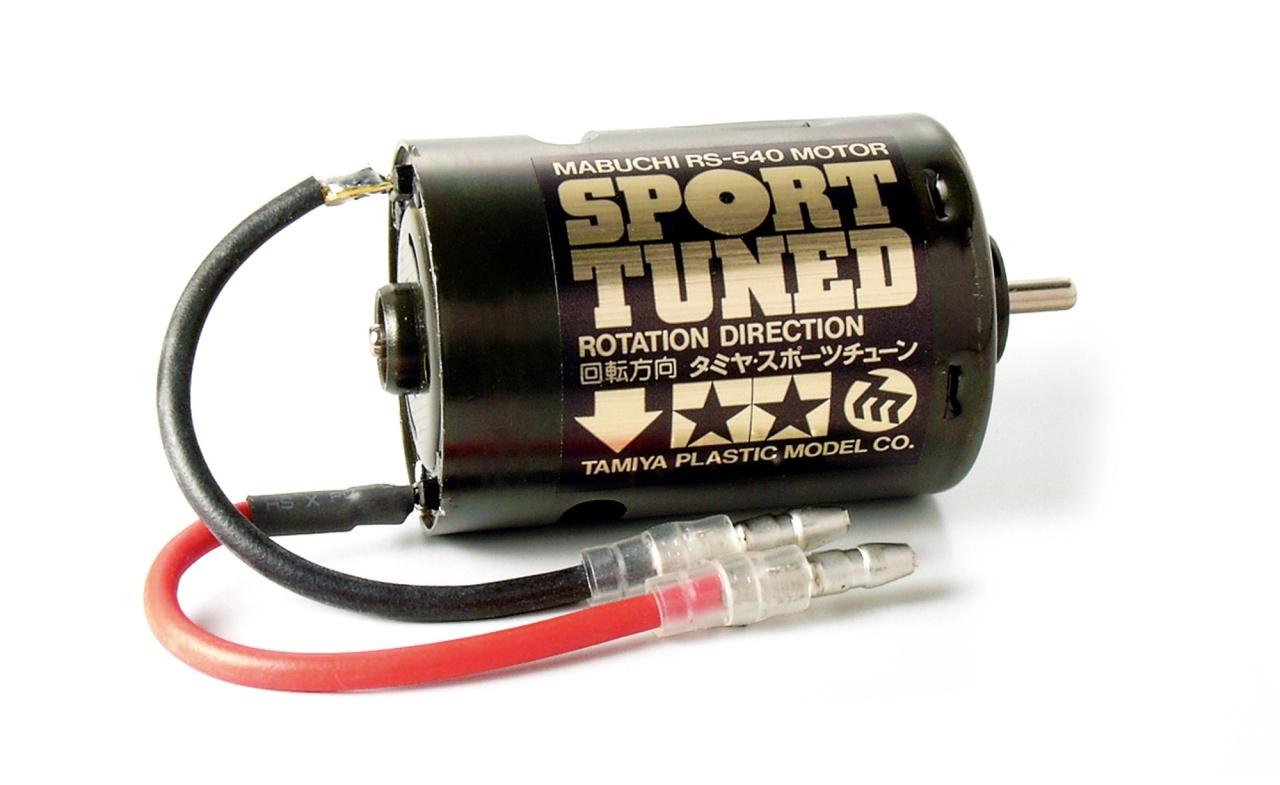 Elektromotor RS-540 Sport Tuned