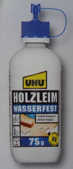 UHU Holzleim, wasserfest,  75 g