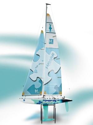 Hawaii 1000 RTR  Regattayacht RTR (Länge 1  m)