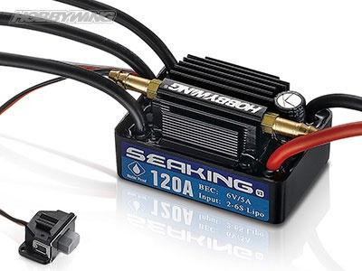 BL-Fahrtregler Seaking V3  120A-2-6 LiPo