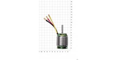 ROXXY BL Outrunner D50-65-08 330kv