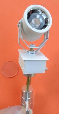 Scheinwerfer RTR,  Ø  15 mm, verstellbar