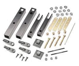 Auflieger-Ersatzteile