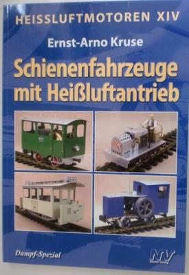 Fachbuch Heißluftmotoren XIV
