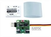 Strom-Sensor 35 A für M-LINK Empfänger (ohne Stecksystem)
