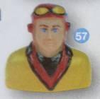 Pilot -  80x  89 - gelb/rot
