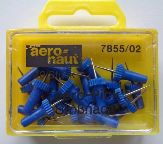 Aero-Pick Stossnadel, 20 Stück,