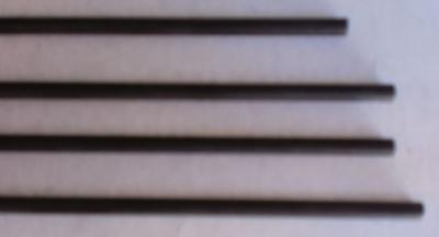 Feder-Stahldraht, extra hart  Ø 5,0 mm,  1 m lang