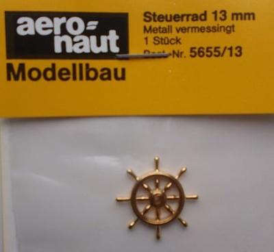 Steuerrad Met. Ø 13 mm