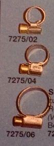 Schlauchschelle, verstellbarer-Ø 8-12 mm