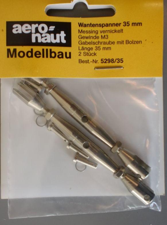 Wantenspanner 35 mm, Spannweite ca. 62-94 mm