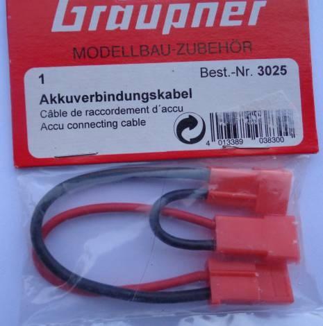 Akkuverbindungskabel, AMP
