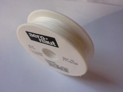 Takelgarn, weiß, Stärke 0,5 mm, Rolle 20 Meter