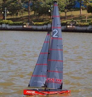 Focus V2 Segelboot 2.4GHz RTR   - Neu-