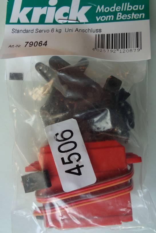Standart 4506C BB,  - Kunststoff, Kugellager, Digital
