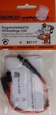 Programmierkabel für IPD Empf. UNI