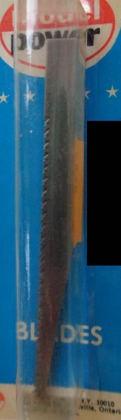 Ersatzklingen, Sägeblätter f. Messergriff