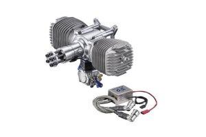 OS GT 120 T,  neuer  4-TaKT-Boxer Motor