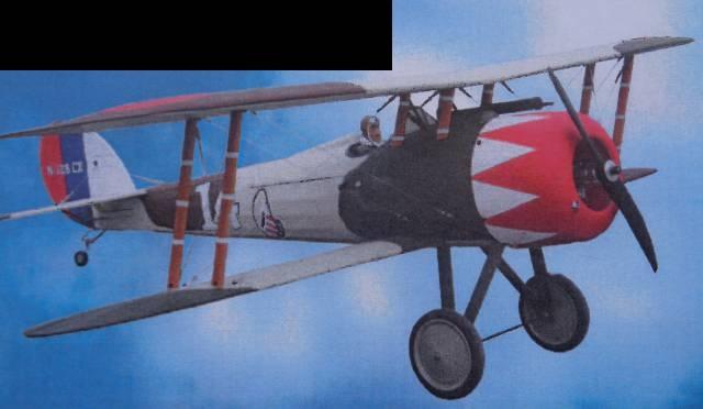 Nieuport N.28C-1 (ARF)  - Spannweite 173 cm -