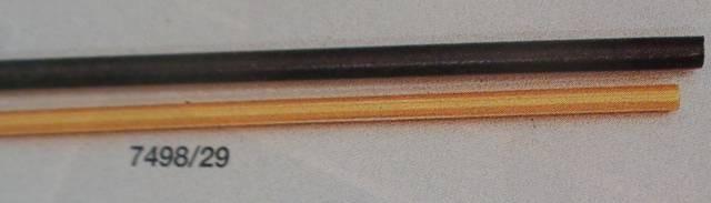 Sullivan-Bowdenzug, extra-stark, Ø 8/6 mm, Länge 153 cm