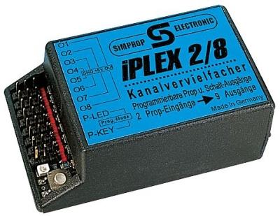 IPLEX 2/8 CONTROLLER