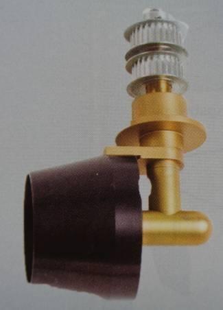 Prazisions-Schottelantrieb 40 mm linkslaufend