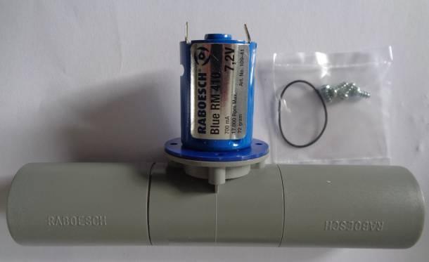 Querstromruder 33/33 mm mit Motor